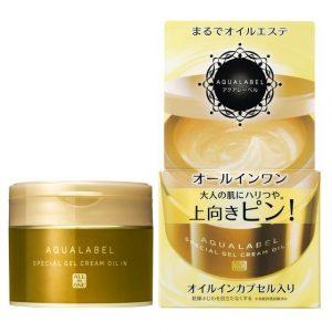 Kem dưỡng Aqualabel Special Gel Cream Oil In mẫu mới 90g