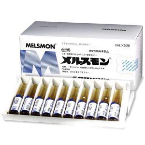 Tế bào gốc Melsmon Placenta Human hàng Nhật ở HCM