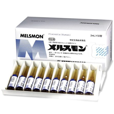 Tế bào gốc Melsmon Placenta Human