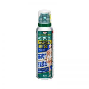 ex_aerogelChai xịt giảm đau Vantelin Kowa Aerogel EX hàng xách tay nhật
