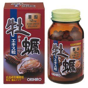Tinh chất hàu Orihiro hàng chính hãng xách tay mua ở đâu giá rẻ HCM