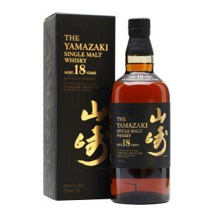 Suntory The Yamazaki 18 rượu whisky Nhật xách tay uy tín HCM Yamazaki 18 giá