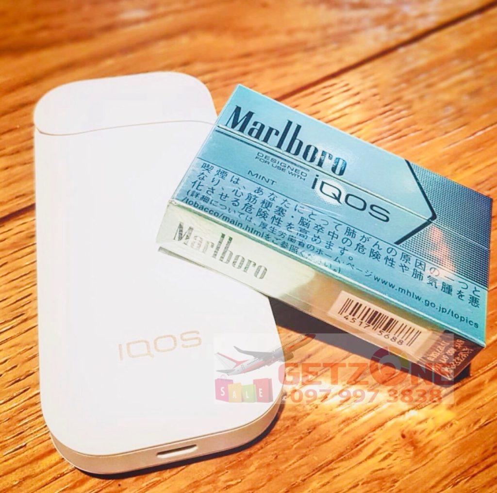 Marlboro Mint IQOS 2.4 Plus mua tại Nhật