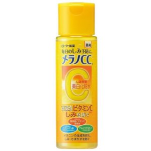 Nước hoa hồng CC Melano Rohto hàng Nhật nội địa giá rẻ HCM