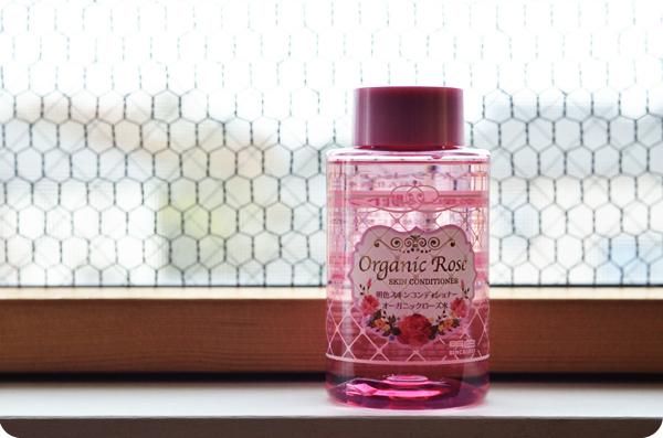 Nước hoa hồng Meishoku Organic Rose hàng nhật giá tốt ở HCM