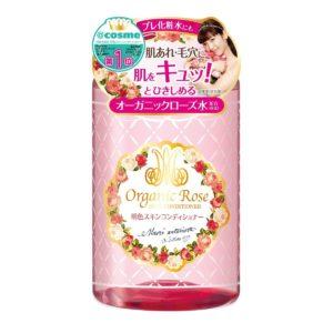 Nước hoa hồng Meishoku Organic Rose hàng Nhật nội địa