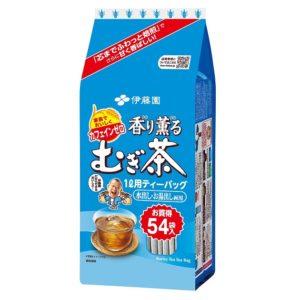 Trà lúa mạch Mugi 54 gói hàng Nhật nội địa
