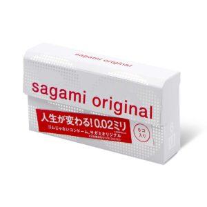 Bao cao su Sagami Original hàng Nhât nội địa có sẵn HCM