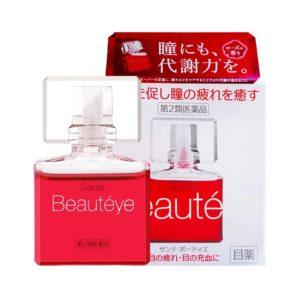Thuốc nhỏ mắt Sante Beauteye hàng Nhật nội địa HCM