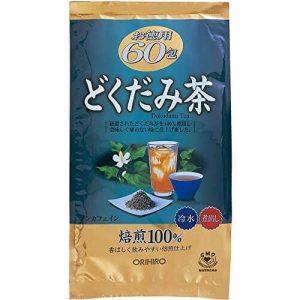 Trà diếp cá Orihiro Dokudami 60 gói thải độc mát gan trị mụn