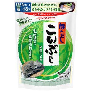 hạt nêm rong biển Ajinomoto 144g hàng Nhật nội địa hàng xách tay