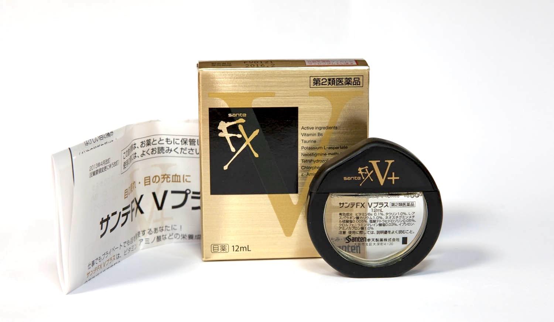 Thuốc nhỏ mắt Sante FX neo Plus hàng Nhật nội địa bổ sung Vitamin B6