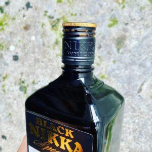 Black Nikka Clear rượu nikka ông già Nhật Bản